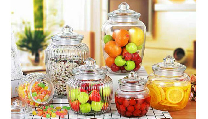 Garbo Starts OEM Glass Candy Jar Project-Customize candy jars with your own ideas