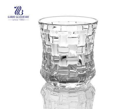 Vaso de whisky de 10 onzas para beber vino con precio de fábrica