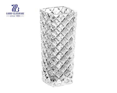 Glass Vase Wedding Centerpiece For Decorative Flower