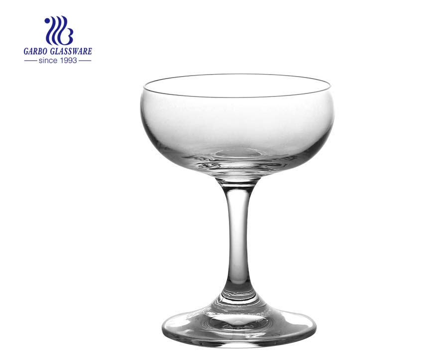 New Product Glass Stemware Crystal Wine Goblets Gin Glass