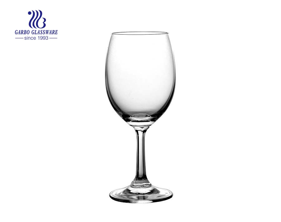 255ml high quality gin glass stemware glass goblet for sale