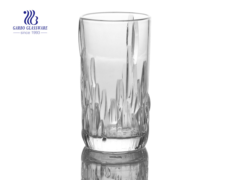 ​270ml highball glass juice tumbler with factory price