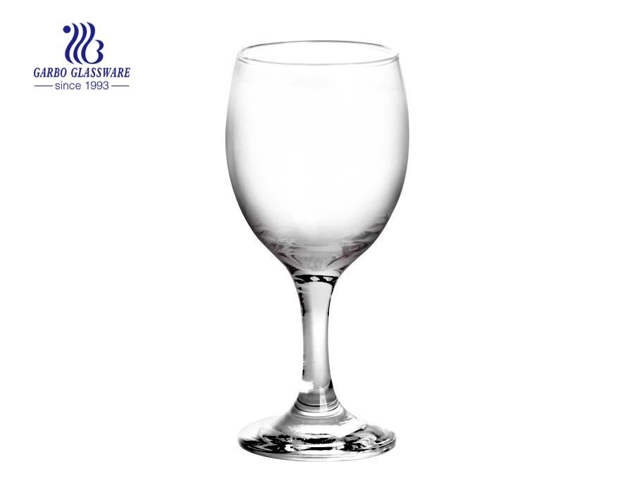 124ml Promotion Kristall Weinglas Wasser Becherglas für Barware