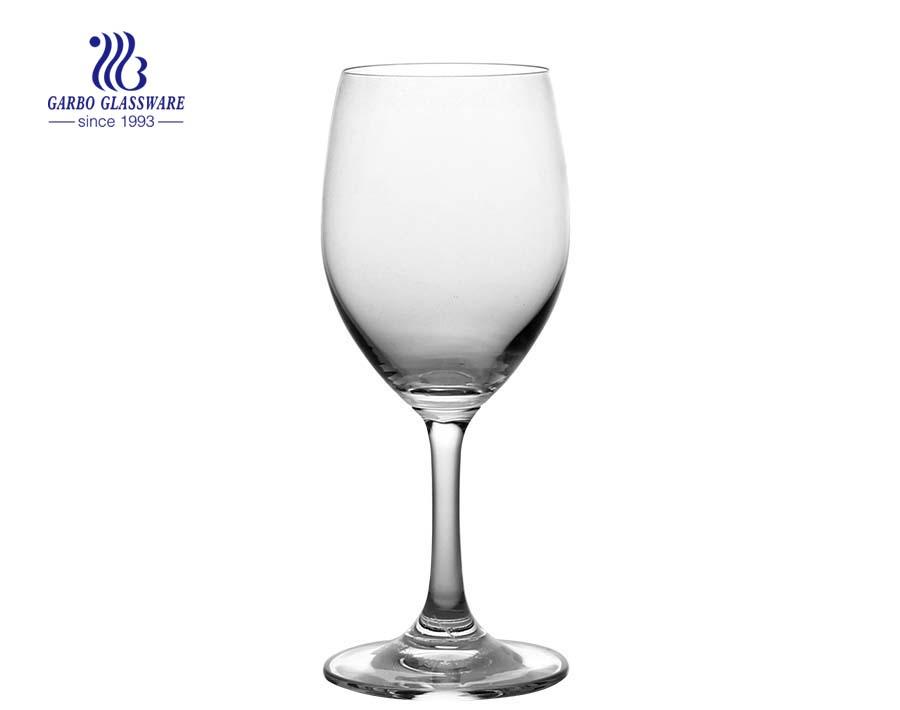 جودة عالية 480 مل كأس زجاجية كبيرة ستيمواري لأدوات المائدة