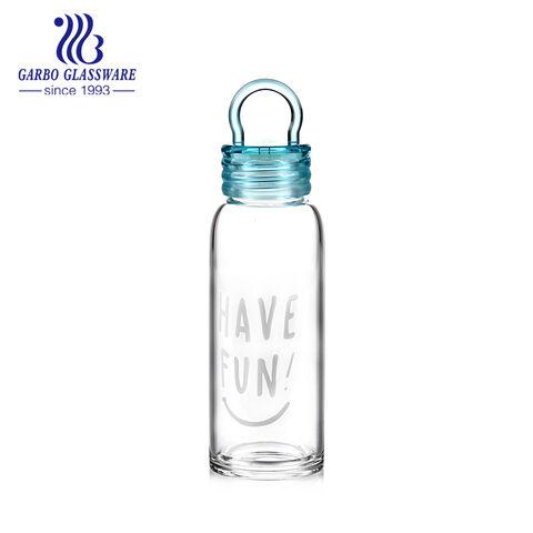 زجاجة زجاجية بيركس ديزاين 360 مل لشرب الشاي