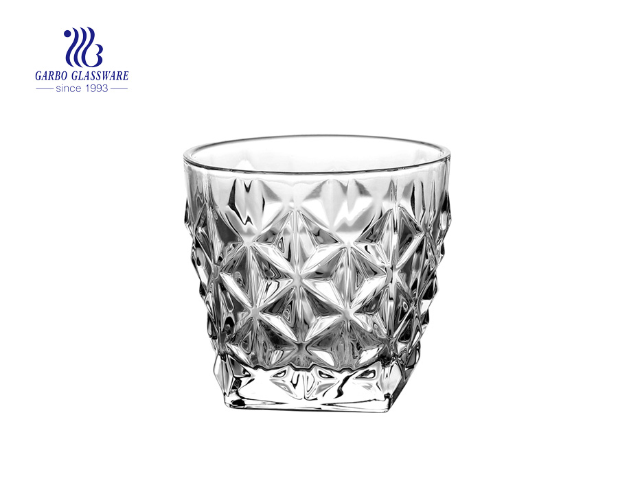 11oz high quality whisky stone engraved tumblers with factory price