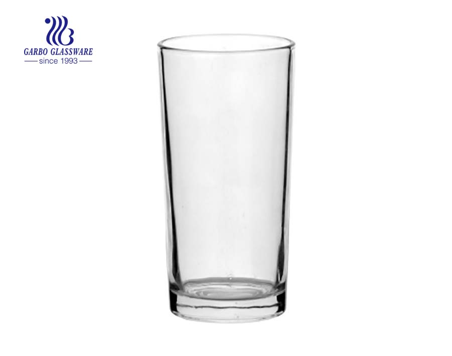 10oz chile water drink glass cup