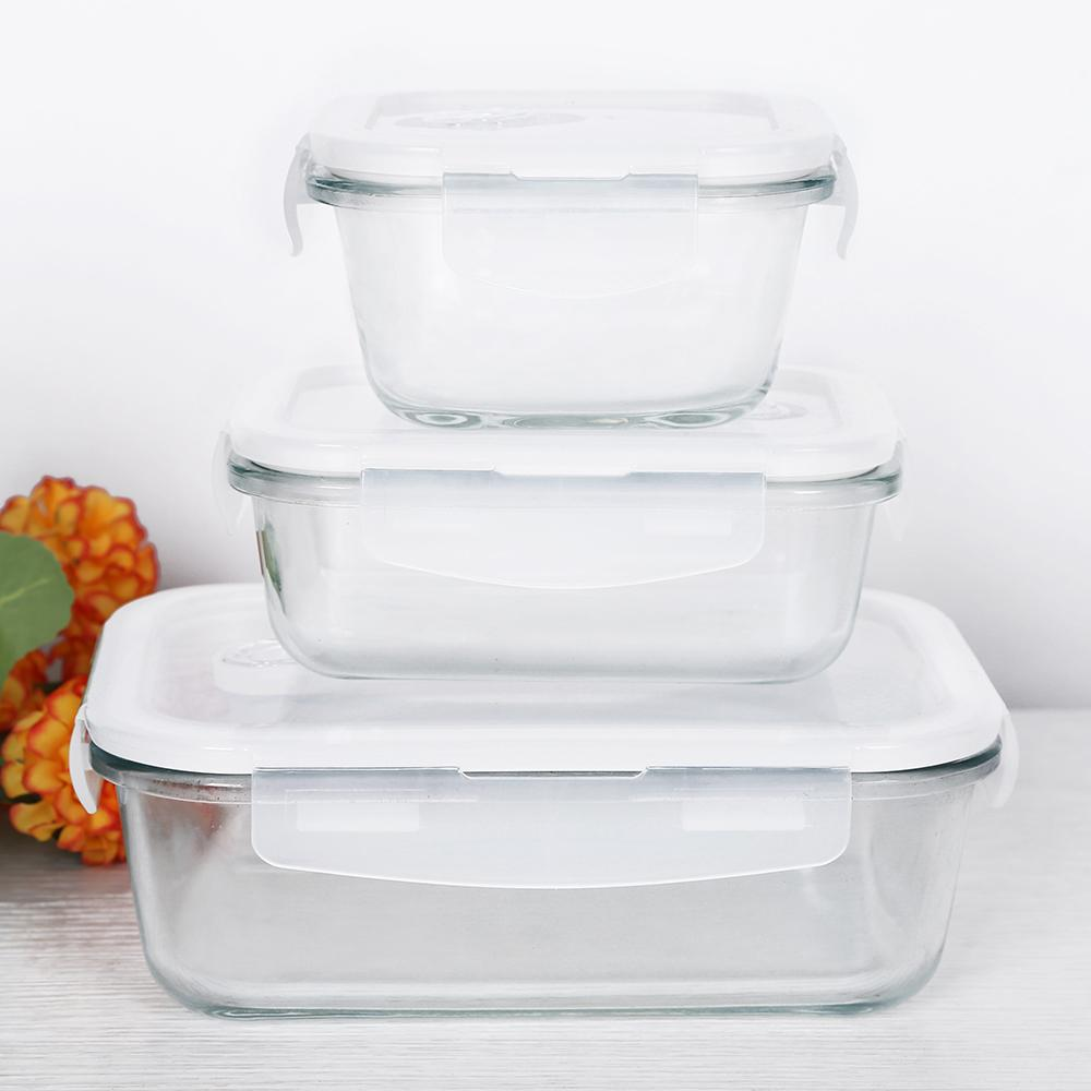 Why is glass lunch boxes better than plastic ones?