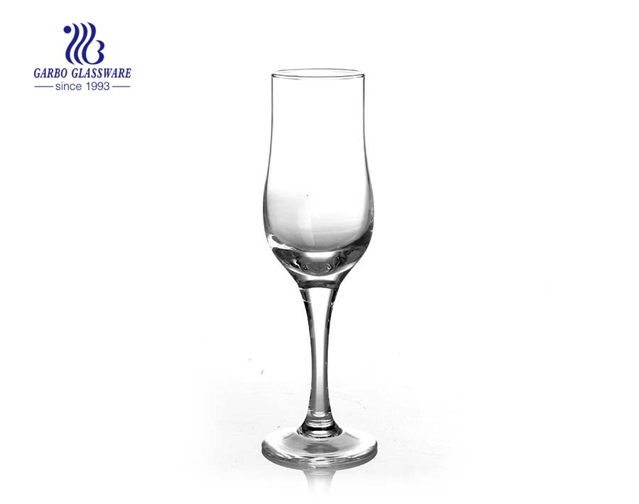 200ML 7OZ Elegant Lead-free Beach goblet wine glass cocktail glass