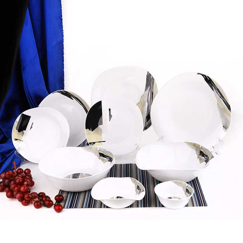 The most popular opal glass dinner set from Garbo recently