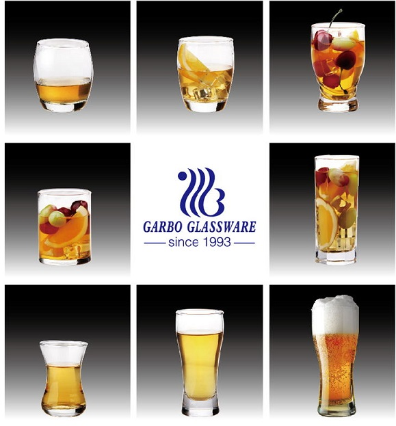 drinking glass cup wholesale