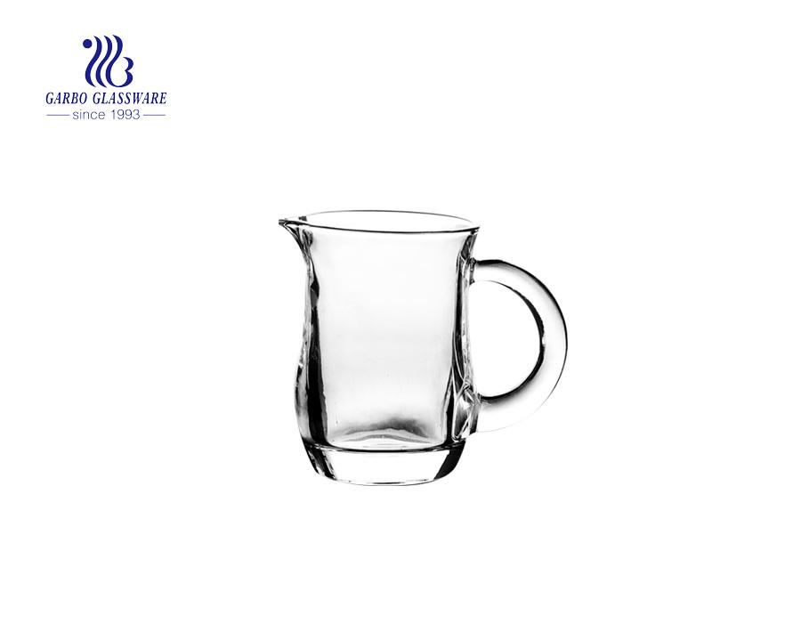 Mini Capacity 10.5Oz Glass Clear Dekanter für zu Hause