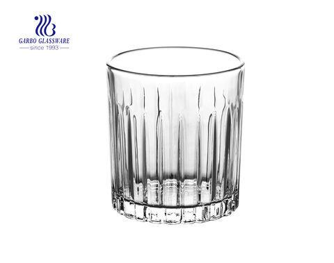 Projetos populares 11 oz copo de vinho whisky vidro preço de fábrica