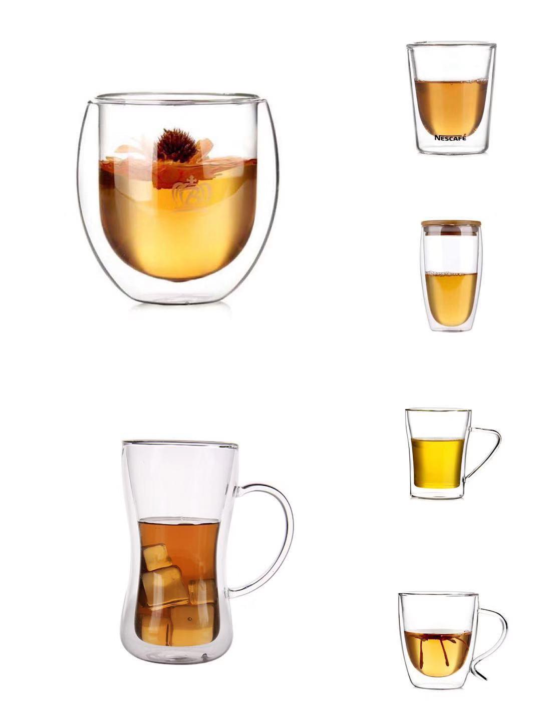 China tea glass cup