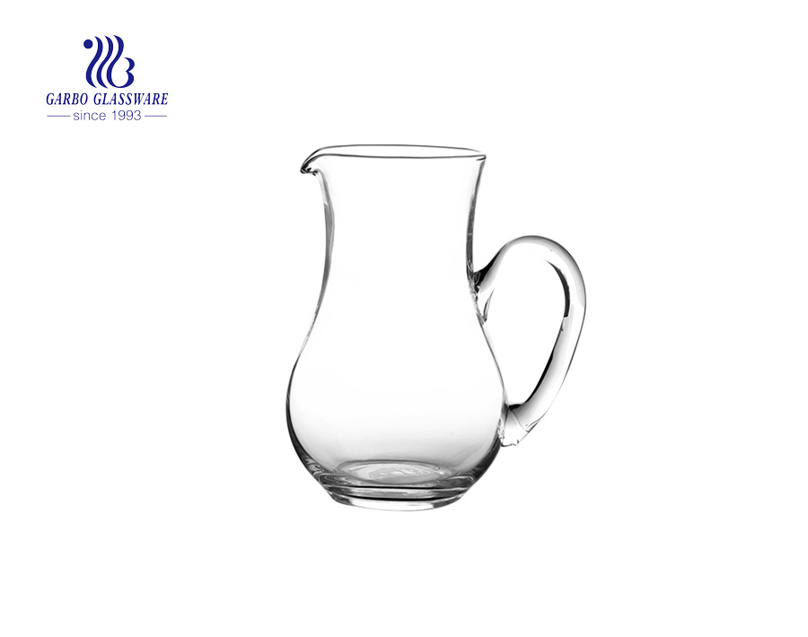 8OZ Glass Decanter With Measuring level line