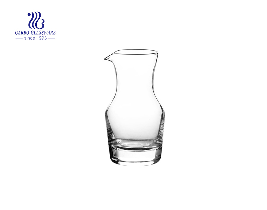 Unique Design Gift Order 7OZ  Glass Decanter