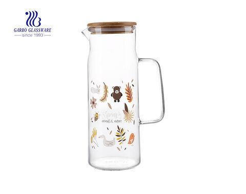 China Guangzhou Pyrex Glaswaren Fabrik Borosilikatglas Krug Export