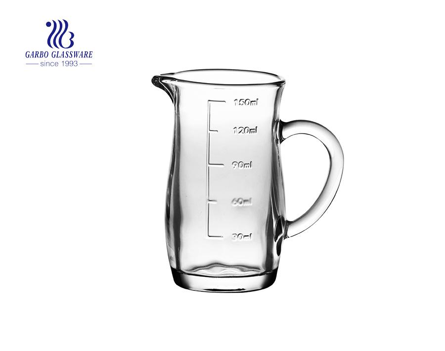 Heimgebrauch Nur 500ml Klarglas-Dekanter mit Händel