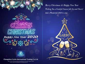 Merry Christmas & Happy 2020