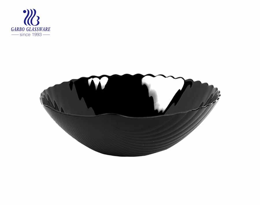 Tấm phẳng thủy tinh Opal đen 7.5 inch