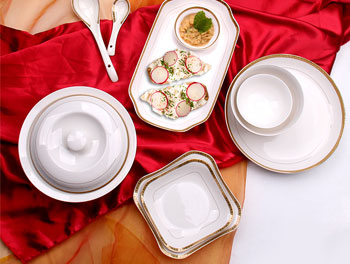 How to choose ceramic tableware