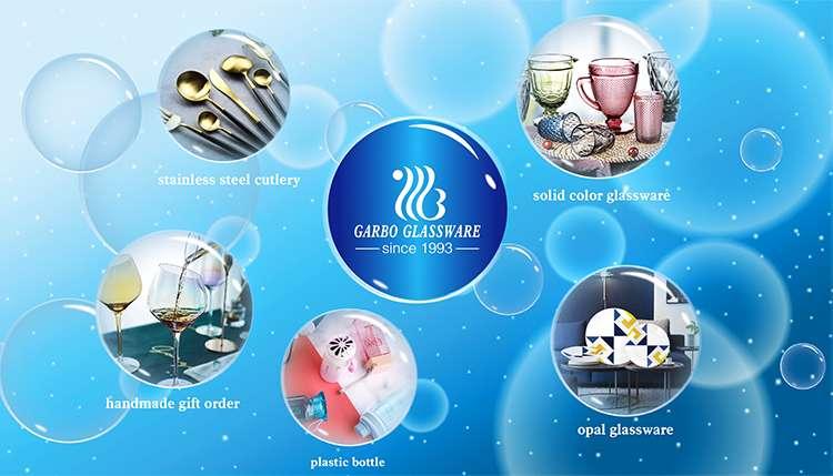 Carta aberta a todos os nossos valiosos clientes da Garboglassware