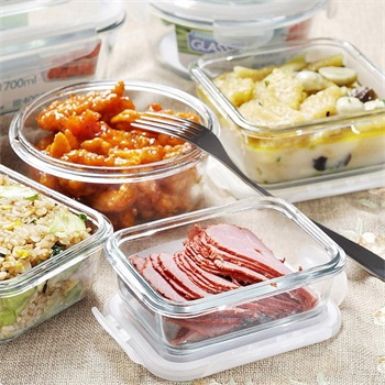 How to use your glass food container correctly