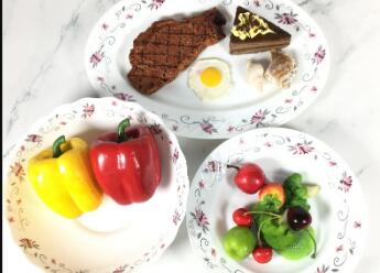Do you know which kinds of opal glass dinner  set  are  popular recently