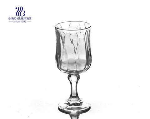 Girassol design vintage copos de vinho copos de casamento