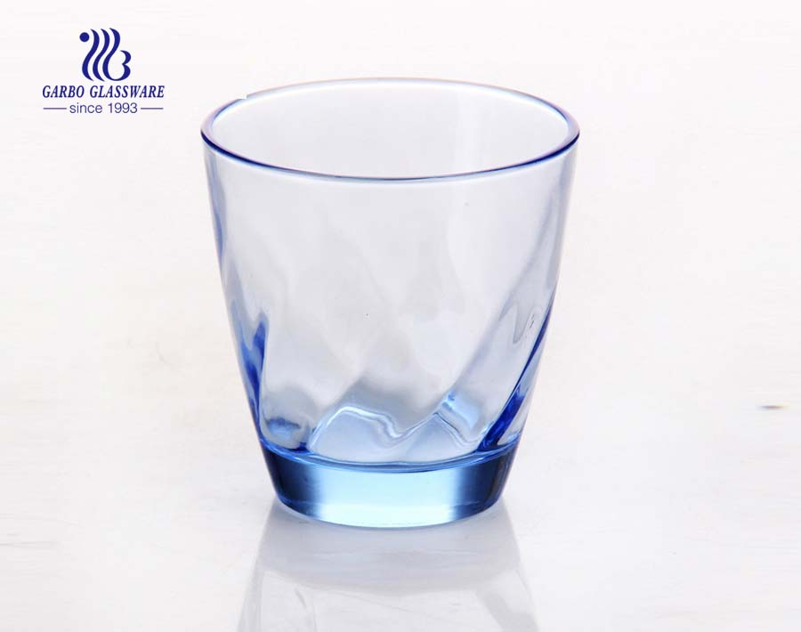 Custom logo hotel glassware importing exporting from China