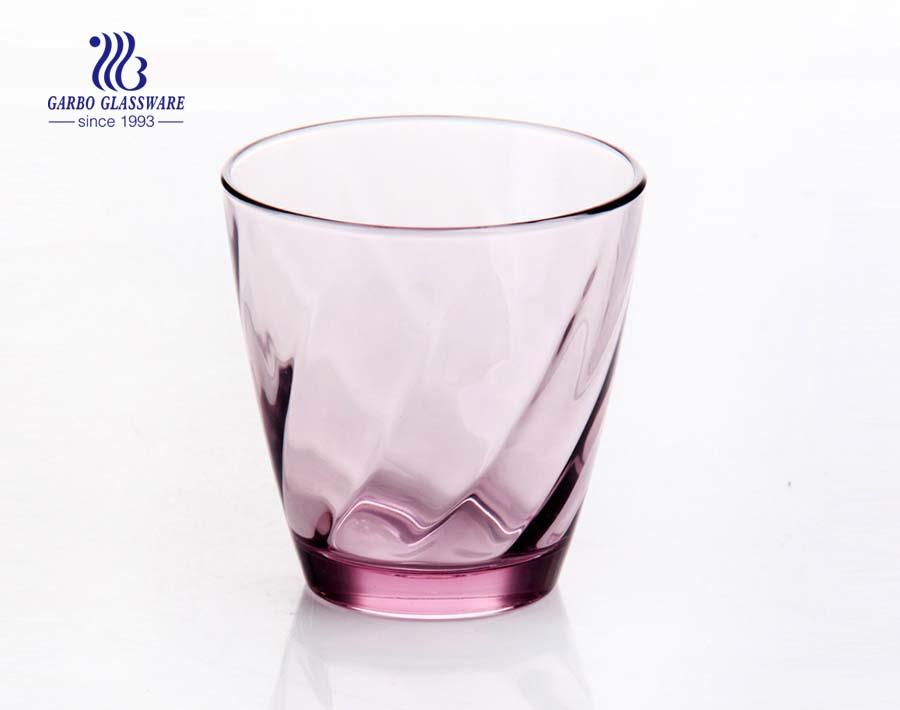 Logotipo personalizado hotel cristalería importación exportación de China