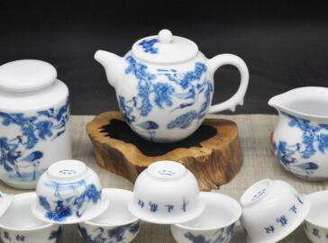 As a ceramic collector, do you know the types of ceramics in Jingdezhen