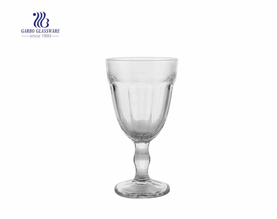 South America vintage household use wine glasses 5.6oz