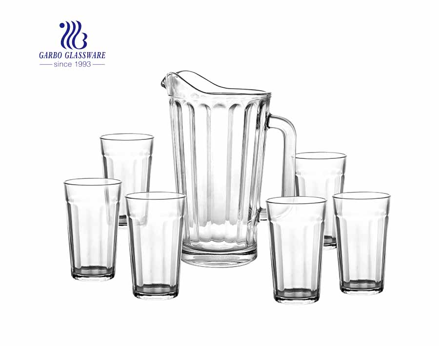 Beverage Glass Pitcher Cold Drinks/Water/Beer Drinking Pitcher