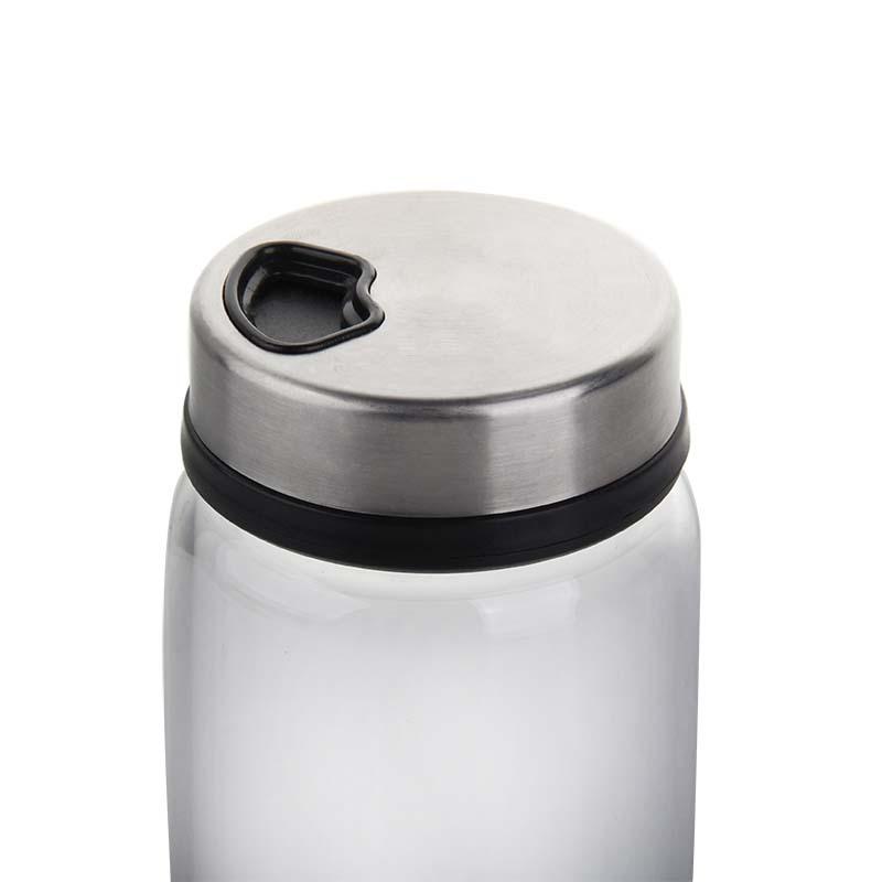 Garbo Pyrex 500ml leak proof oil bottle high borosilicate oil vinegar glass bottles