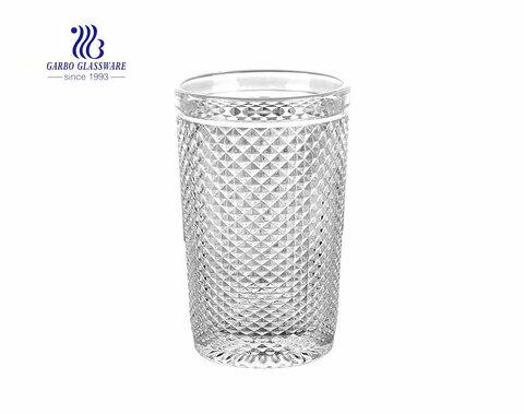 preço de fábrica highball suco de vidro copo copo de vinho bebidas