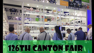 Garbo on The 126th Canton Fair