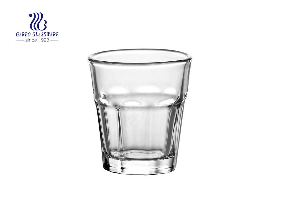 Shot glass thick bottom tequila shot glass vodka custom small cup