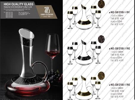 Do we need the decanter?