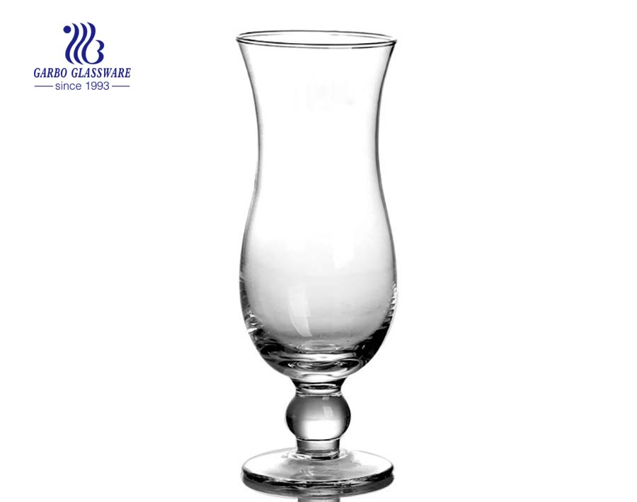 Factory wholesale personality style cocktail glasses cup for custom logo 350ml
