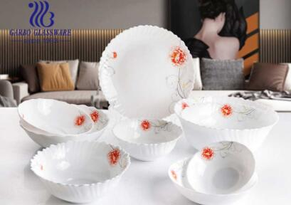 What do you know more about white opal glass