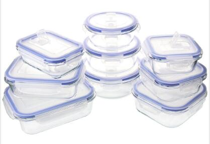Многофункциональность стеклянных пищевых контейнеров