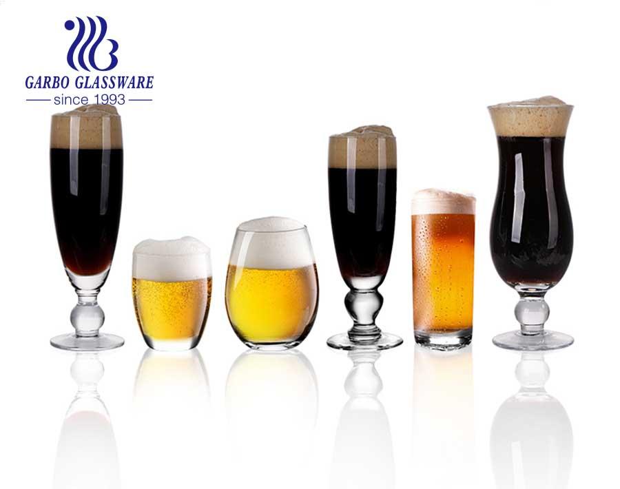 Pilsner Glasset für IPA-, Tulpen-, Lager- und Hefeweizen-Geschenkset Snobs, 6-teiliges Bierverkostungsset