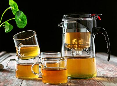 which type glassware have high temperature resistance