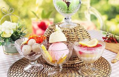 Garbo's sold classic ice cream cup