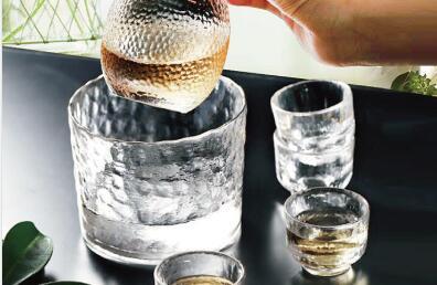 Trải nghiệm Nếm Rượu Gạo Tươi-Bộ Uống Rượu Sake Thủ Công Garbo