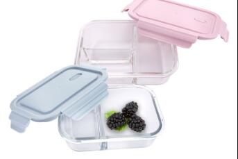 6 loại nắp khóa cho hộp đựng thực phẩm bằng thủy tinh kín khí chống rò rỉ