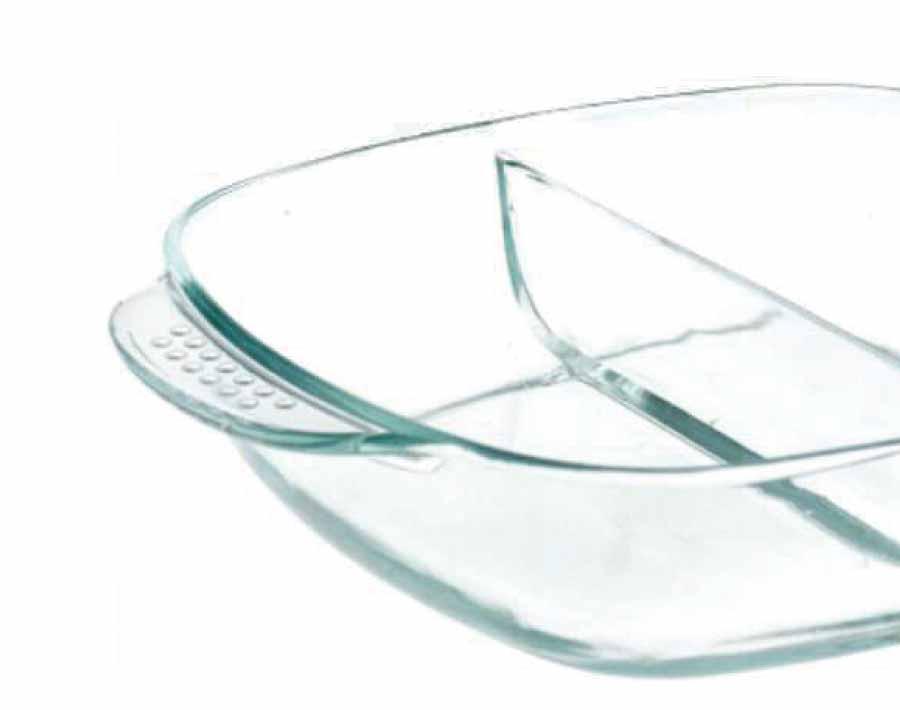 High White Quality 340ml Glas Be 111