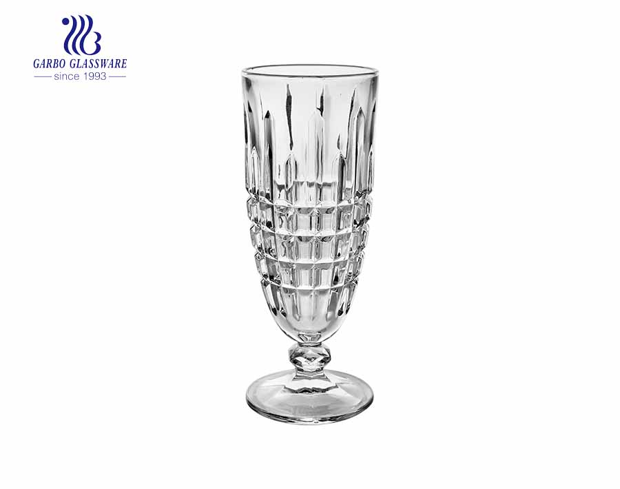 New Design Tasters Trifle Glass Ice Cream Cup 9oz dessert bowl Soda Glass   Iced Beverage Glasses