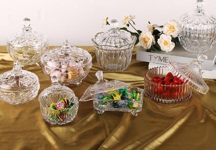 عرض ترويجي كبير لنهاية العام: أدوات الأواني الزجاجية المتوفرة من Garbo